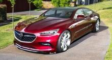 Opel เปิดตัว Monza Concept สปอร์ตคูเป้ 4 ประตู ทรงสวยรุ่นใหม่