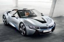มาแน่นอน BMW i8 Roadster จะทำตลาดภายในปี 2018