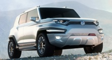 Ssangyong เตรียมเปิดตัวรถครอสโอเวอร์พลังไฟฟ้าในปี 2019