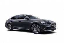 เผยโฉมคันเต็ม 2017 Hyundai Azera หรูหราขึ้นชัดเจน
