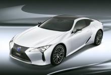 Lexus LC อัพเกรดความหล่อเพิ่มเติมชุดแต่ง TRD