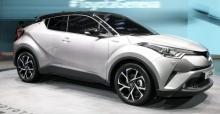 Toyota C-HR มียอดจองล้นหลามถึง 80,000 คันในยุโรป