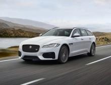 Jaguar ส่ง XF Sportbrake เน้นความกว้างขวางหรูหรา