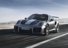 เผยโฉมแล้ว 2018 Porsche 911 GT2 RS