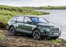 เปิดศึก!! ซีอีโอ Rolls-Royce แขวะ Bentley Bentagya คือร่างทรงของ Audi Q7