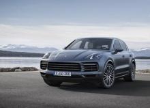 เผยโฉม 2018 Porsche Cayenne ตอกย้ำสมรรถนะคล้าย 911
