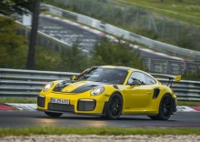Porsche 911 GT2 RS เคลมสถิติรถสปอร์ตที่เร็วที่สุดในเนอร์เบิร์กริง