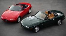 Mazda เริ่มดำเนินโครงการฟื้นฟูรถเก่า อวดโฉม MX-5 รุ่นแรก
