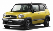 Suzuki เผยโฉม Xbee ซิตี้คาร์หน้าตาวินเทจ