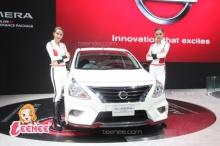 Nissan Almera Nismo 2016 สวยประหยัด ราคาเริ่ม 5 แสนกว่าบาท