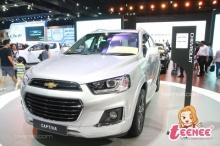 All New Chevrolet Captiva 2016 พร้อมราคา (เริ่ม 1.5 ล้านบาท)
