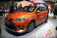 New Toyota Yaris 2016 พร้อมราคา (เริ่ม 4.6 แสนบาท)