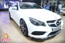 Mercedes benz E-Class Coupé 2016 พร้อมราคา(เริ่ม 3.8 ล้านบาท )