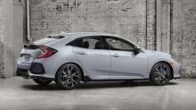 เผยโฉม Honda Civic Hatchback ส่งถึงดีลเลอร์ในอเมริกา กย.นี้