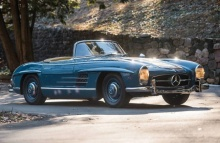 Mercedes-Benz นำเสนอรถเปิดประทุนที่ดีที่สุดเท่าที่เคยผลิตมา