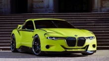 มาฟังเสียงคำราม BMW 3.0 CSL Hommage (ชมคลิป)
