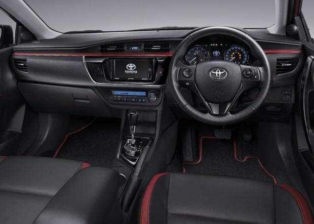 New Toyota Corolla Altis 2016 อัลติส พร้อมราคา (เริ่มต้น 8 4