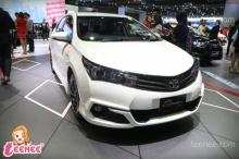 New Toyota Corolla Altis 2016  อัลติส  พร้อมราคา (เริ่มต้น 8.4 แสนบาท)