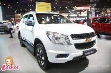 New Chevrolet Trailblazer 2016 เชฟโรเลต เทรลเบลเซอร์ พร้อมราคา (เริ่ม 1 ล้านบาท)
