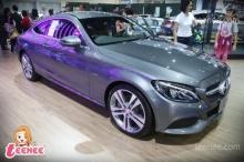 Mercedes Benz C-Class C250 Coupé 2016 พร้อมราคา(เริ่ม 3.3 ล้านบาท)