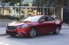 ยลโฉม Mazda 6 รุ่นปรับไมเนอร์เชนจ์สเปกอเมริกัน เพิ่มอุปกรณ์ความสะดวก