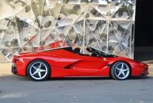 ชมวีดีโอแรก Ferrari LaFerrari Aperta