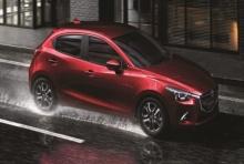 Mazda launched new mazda 2 เปิดตัว มาสด้า 2 รุ่นปรับปรุง