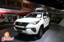 รีวิวรถ!! Toyota Fortuner โตโยต้า ฟอร์จูนเนอร์ 2016 โฉมใหม่ แบบละเอียด!!