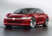 Volkswagen I.D. Vizzion ว่าที่รถซีดานแห่งอนาคต