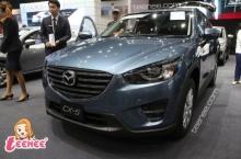 รีวิว!! New-Mazda CX-5 ไมเนอร์เชนจ์ยกระดับความสะดวกสบาย