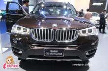 BMW X3 บีเอ็มดับเบิลยูเอ็กซ์ 3 พร้อมราคา(เริ่ม 3 ล้านบาท)