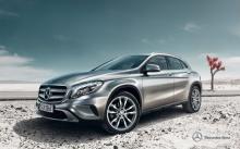 Mercedes-Benz GLA 200 Urban 2016 พร้อมราคา(เริ่ม 2 ล้านบาท)
