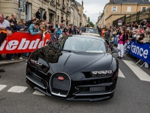 Bugatti Chiron โชว์ศักยภาพท็อปสปีดเหนือกว่ารถแข่งเลอมังส์
