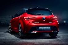 เปิดตัว 2019 Toyota Corolla Touring Sports