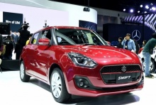 Suzuki Swiftรถเด่นในงาน Motor Expo 2018