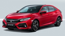Honda Civic Hatchback เจน 10 ยูโรสเปก สวยสะดุดตา