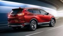 CR-V 2017 All new โฉมใหม่ ที่สุดแห่งรถ SUV !! (มีคลิป)