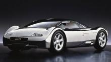 คอนเซปต์ที่ถูกลืม 1991 Audi Avus Quattro อลังการเวอร์วัง
