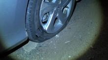 ขับรถตกหลุมอะไรพังบ้าง?