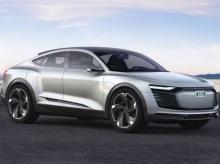 Audi เตรียมเปิดตัว E-Tron GT สปอร์ตเอสยูวีไฟฟ้ารุ่นใหม่
