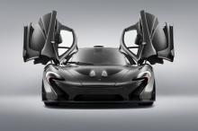McLaren ยืนยันกำลังทดสอบซูเปอร์คาร์ไฟฟ้า