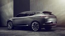 Byton Concept รถต้นแบบพลังงานไฟฟ้าสัญชาติจีน