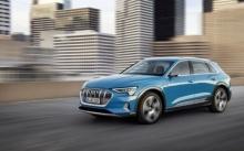เปิดตัว Audi e-tron SUV รถพลังไฟฟ้าคันแรกของค่าย (คลิป)